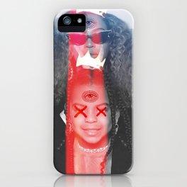 YONCEBLUE iPhone Case