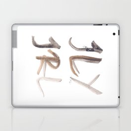 141116 Typography 8 Laptop & iPad Skin