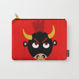 Furia Roja Carry-All Pouch