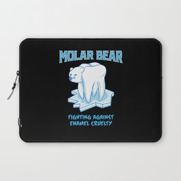 Molar Bear - Gift Laptop Sleeve