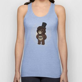 Carebraham Lincoln Unisex Tank Top