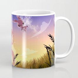Fluttershy being a breezie Coffee Mug