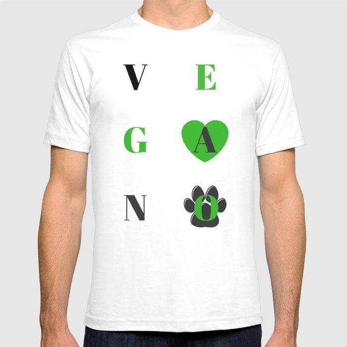 Vegano | Vegan T-shirt