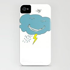 Ivan the angry cloud Slim Case iPhone (4, 4s)
