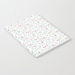 Holiday Llamas Notebook
