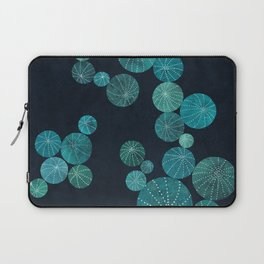 Turquoise cactus field Laptop Sleeve