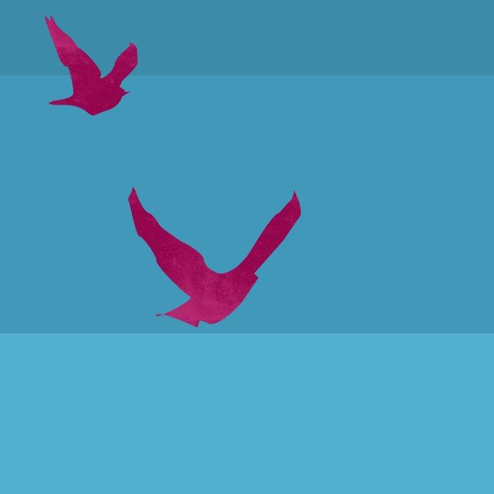 Birds flying high Leggings