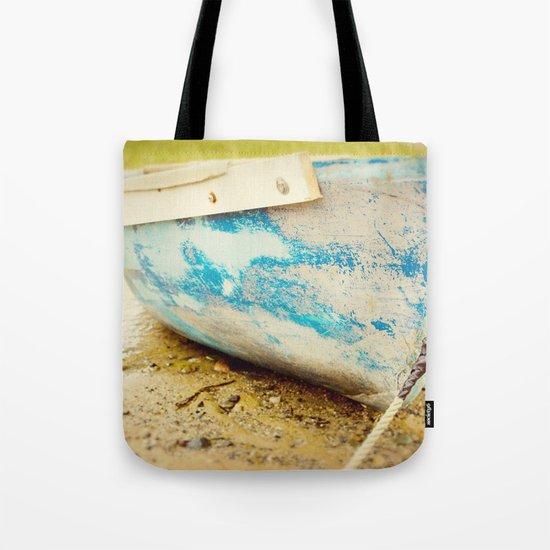 cape cod blue Tote Bag