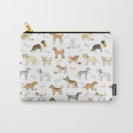 Breeds of Dog Carry-All Pouch