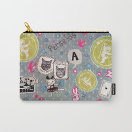 The Night of Perseid Carry-All Pouch