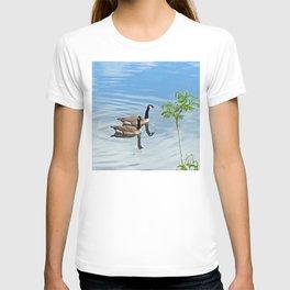 Enjoying a Swim T-shirt