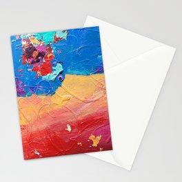 Change by Nadia J Art Stationery Cards