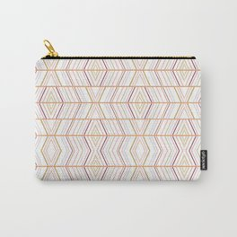lines n zigzags  Carry-All Pouch