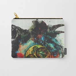Circle of Life Surreal Study Carry-All Pouch