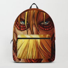 Annie leonhardt Titan Artwork Backpack