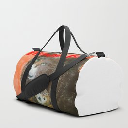 momma bear Duffle Bag