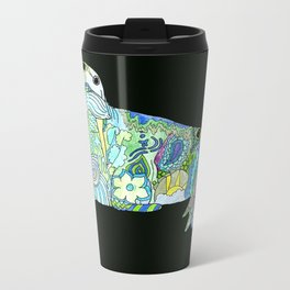 Chillarus Metal Travel Mug