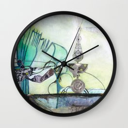 Machine Wall Clock