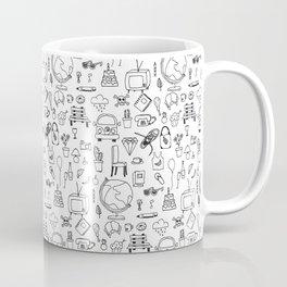Just things, just ink Coffee Mug