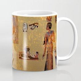 Egypt Collage Coffee Mug