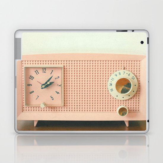 Easy Listening Laptop & iPad Skin