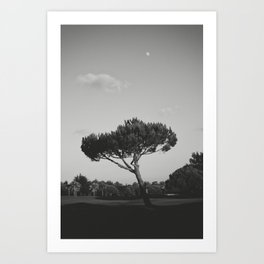 Cascais 2 Art Print