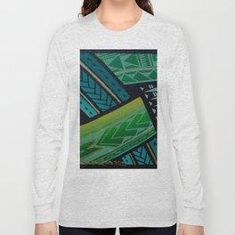 Green Tatau Long Sleeve T-shirt