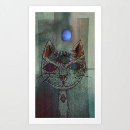 Nyx Art Print
