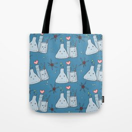 Glassware Friends Tote Bag