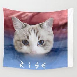 Cat Kitten Katy Wall Tapestry