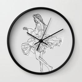 Sweet Freedom Wall Clock