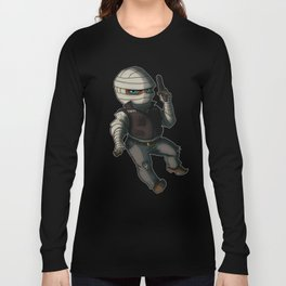 Graham Cutey Long Sleeve T-shirt
