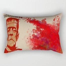 Frankie Boriff Karlos Rectangular Pillow