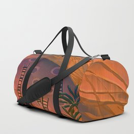 Ancestral Memories, Caves Duffle Bag