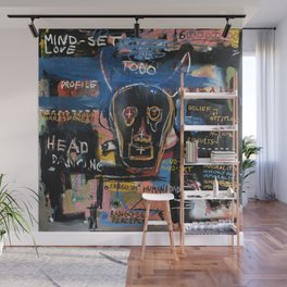 Mind-Set Wall Mural