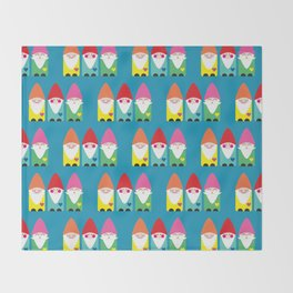 The BFF Gnomes II Throw Blanket