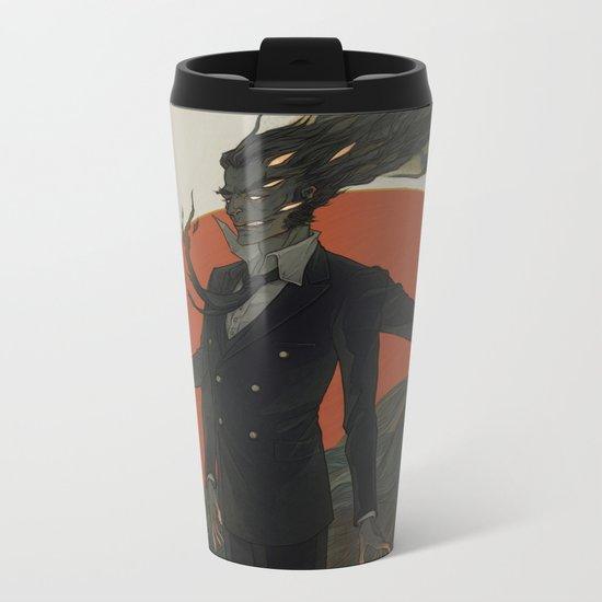 Magician Metal Travel Mug