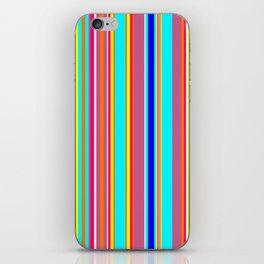 Stripes-025 iPhone Skin