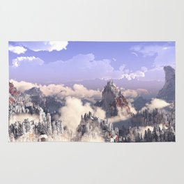Cloud Canyon Rug