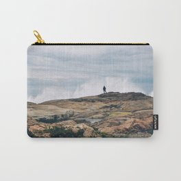 A stormy Day in Newport Carry-All Pouch