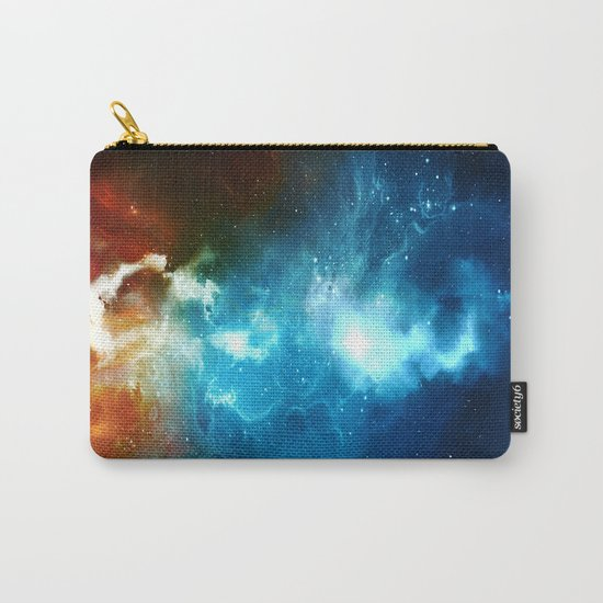 Through the Skies Carry-All Pouch