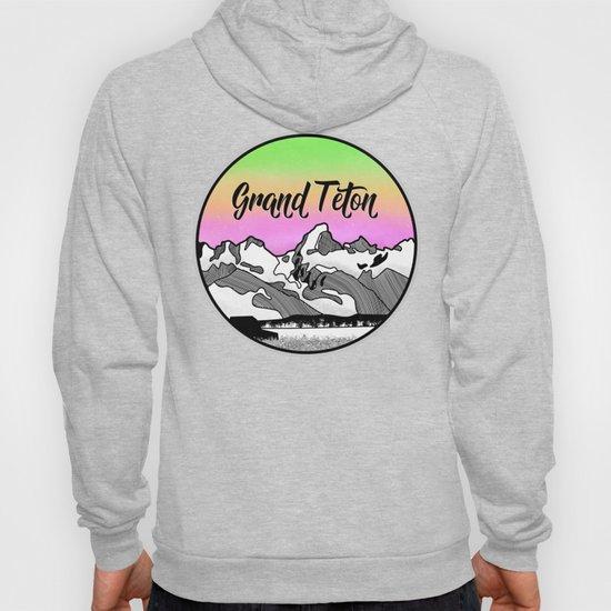 Grand Teton by textart