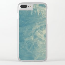 Abstract 210 Clear iPhone Case