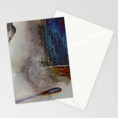 Soapy Blue Stationery Cards