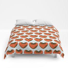 Wicket Character Heart Comforters