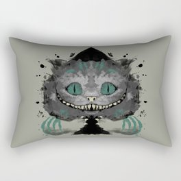 Cat of Spades Rectangular Pillow