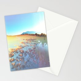 Watery Clouds Stationery Cards