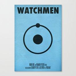 Watchmen - Dr.Manhattan Canvas Print