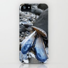 The World is Your Mussel iPhone Case