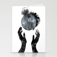 howl Stationery Cards featuring Howl by M. Vander
